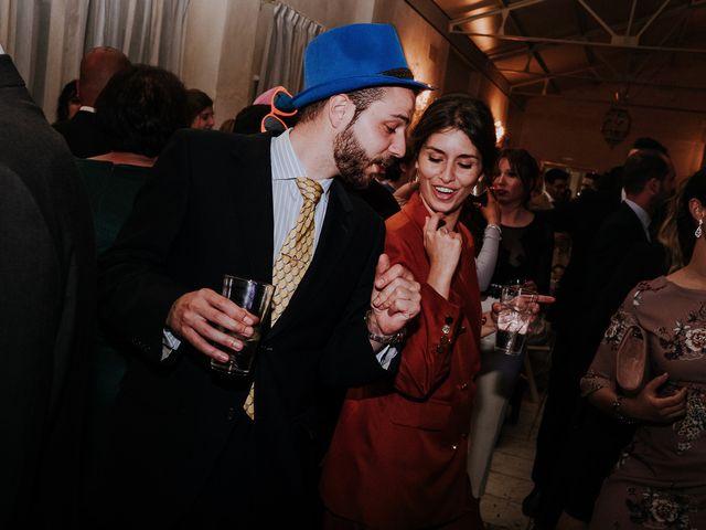 La boda de Alejandro y Carmen en Marchena, Sevilla 95