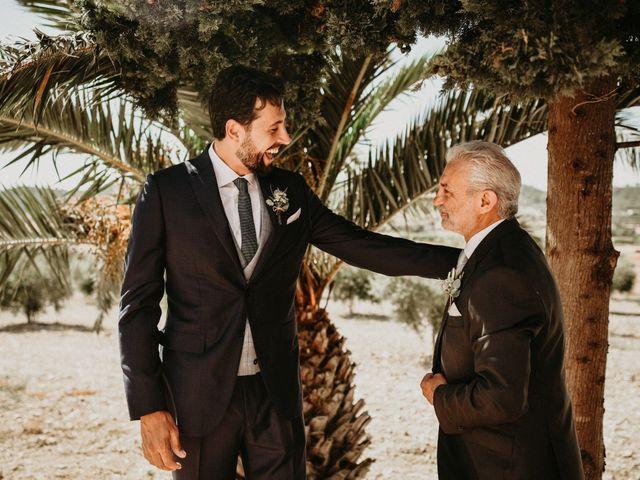 La boda de Alberto y Carolina en Montuïri, Islas Baleares 6