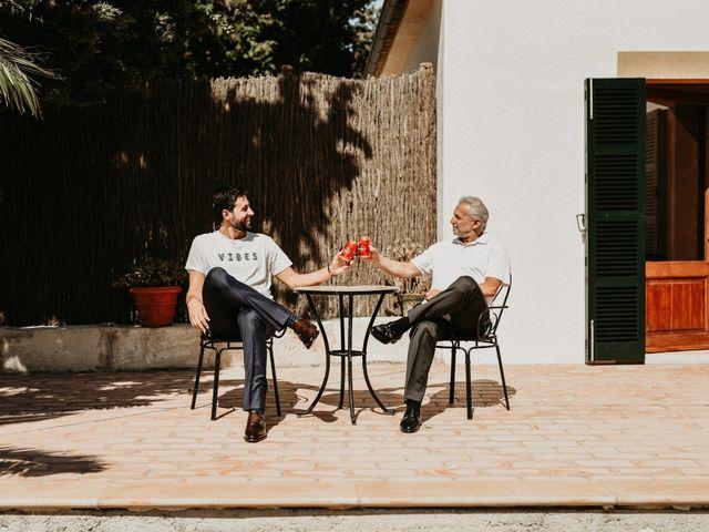 La boda de Alberto y Carolina en Montuïri, Islas Baleares 7