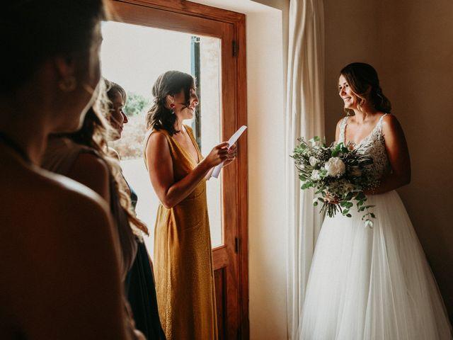 La boda de Alberto y Carolina en Montuïri, Islas Baleares 17