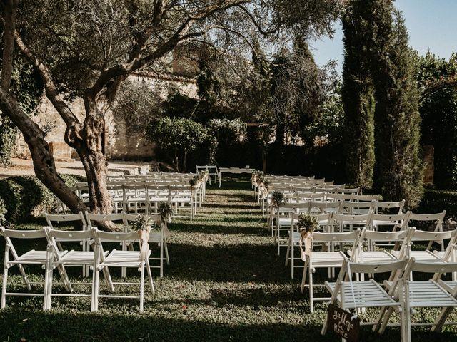 La boda de Alberto y Carolina en Montuïri, Islas Baleares 20
