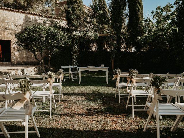 La boda de Alberto y Carolina en Montuïri, Islas Baleares 21