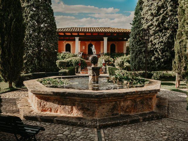 La boda de Alberto y Carolina en Montuïri, Islas Baleares 22