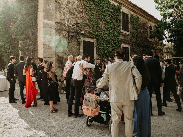 La boda de Alberto y Carolina en Montuïri, Islas Baleares 26