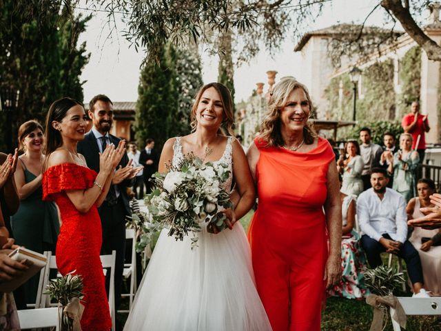 La boda de Alberto y Carolina en Montuïri, Islas Baleares 30