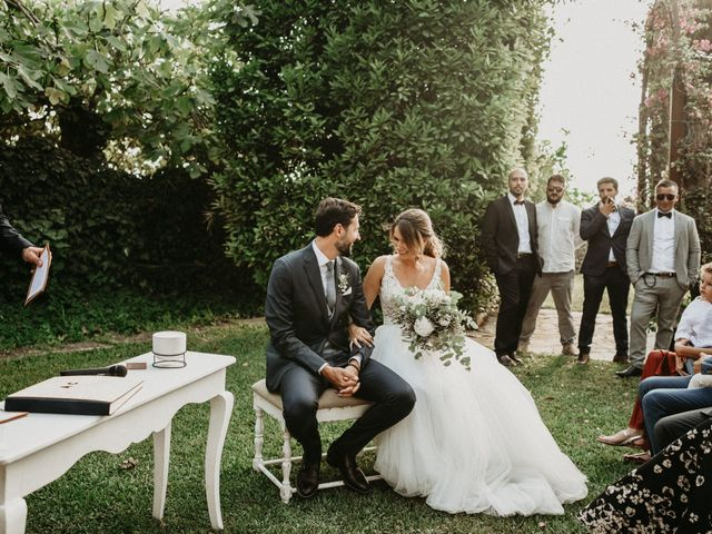 La boda de Alberto y Carolina en Montuïri, Islas Baleares 31