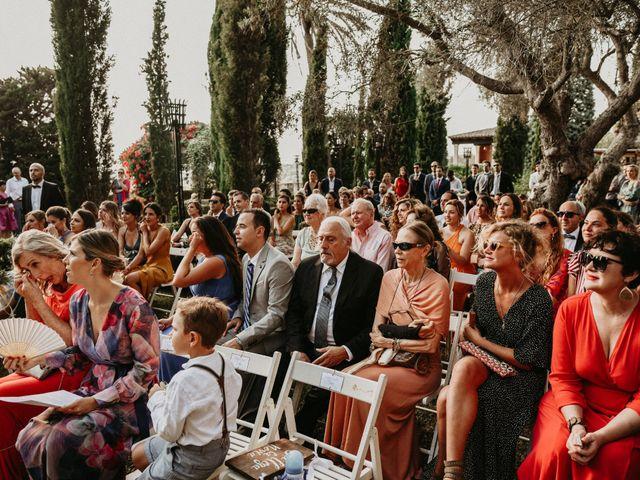 La boda de Alberto y Carolina en Montuïri, Islas Baleares 32