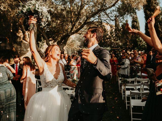 La boda de Alberto y Carolina en Montuïri, Islas Baleares 34