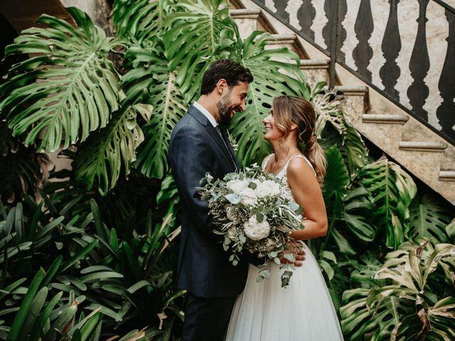 La boda de Alberto y Carolina en Montuïri, Islas Baleares 36
