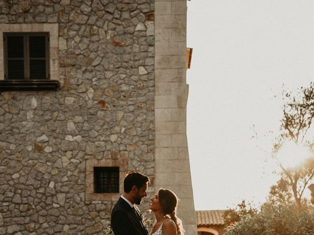 La boda de Alberto y Carolina en Montuïri, Islas Baleares 38