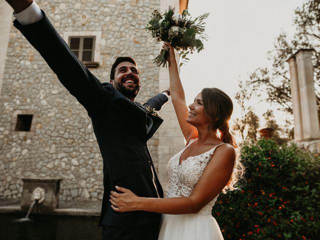 La boda de Alberto y Carolina en Montuïri, Islas Baleares 39