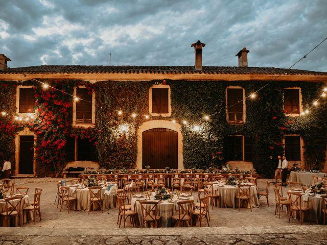 La boda de Alberto y Carolina en Montuïri, Islas Baleares 43