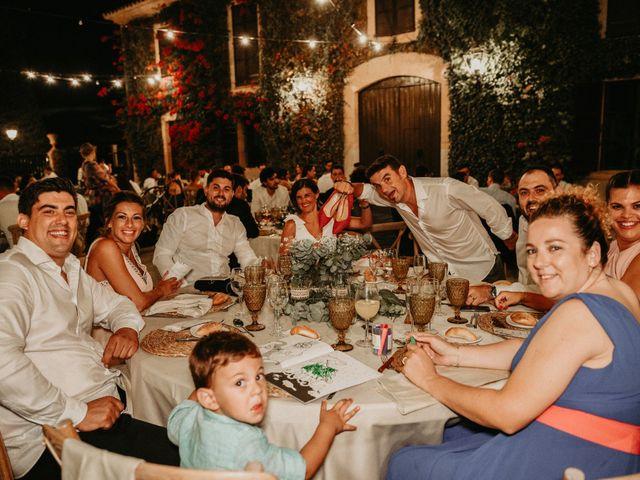 La boda de Alberto y Carolina en Montuïri, Islas Baleares 44