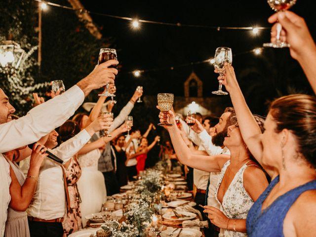 La boda de Alberto y Carolina en Montuïri, Islas Baleares 45