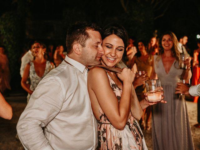 La boda de Alberto y Carolina en Montuïri, Islas Baleares 50
