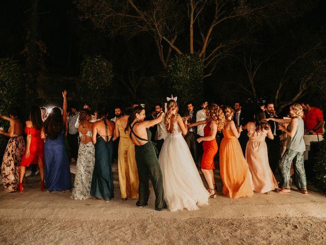 La boda de Alberto y Carolina en Montuïri, Islas Baleares 52