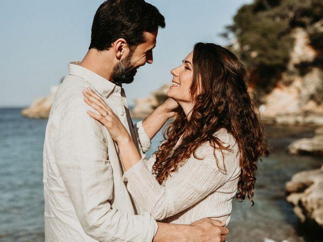 La boda de Alberto y Carolina en Montuïri, Islas Baleares 56