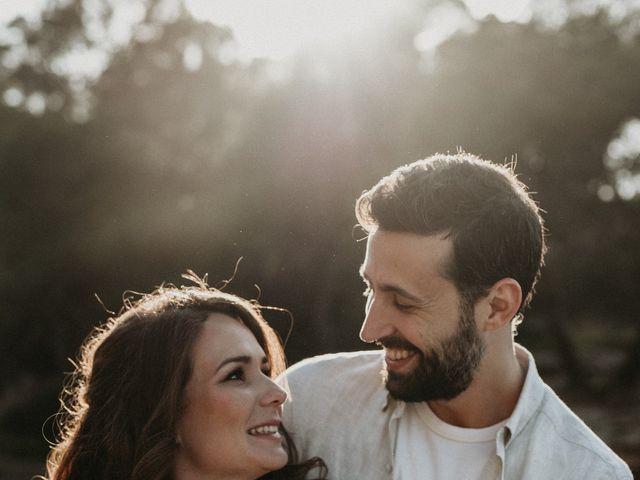La boda de Alberto y Carolina en Montuïri, Islas Baleares 58