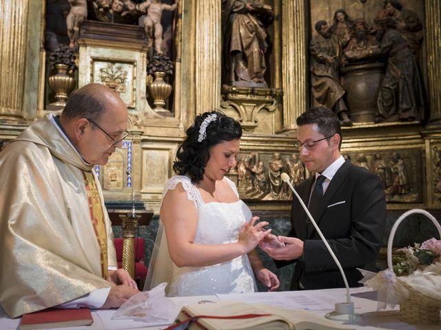 La boda de Andrés y Arantza en Vitoria-gasteiz, Álava 27
