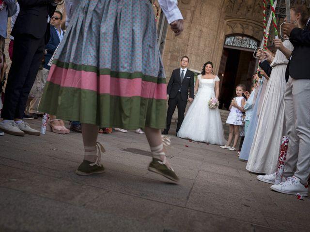 La boda de Andrés y Arantza en Vitoria-gasteiz, Álava 30