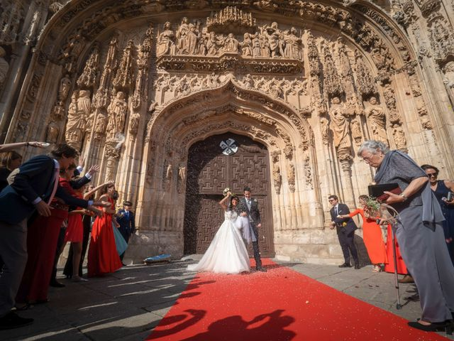 La boda de Jorge y Blanca en Boecillo, Valladolid 20