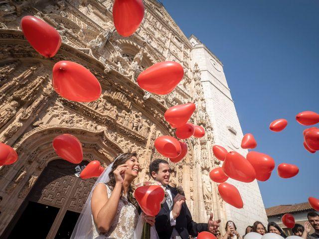 La boda de Jorge y Blanca en Boecillo, Valladolid 21