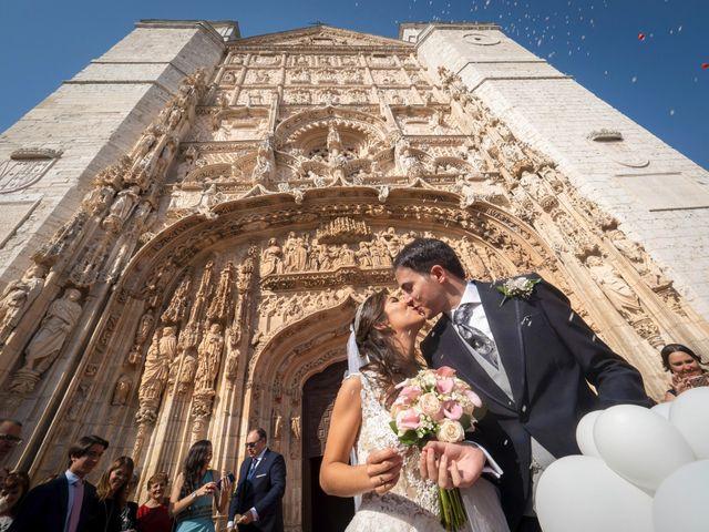 La boda de Jorge y Blanca en Boecillo, Valladolid 22