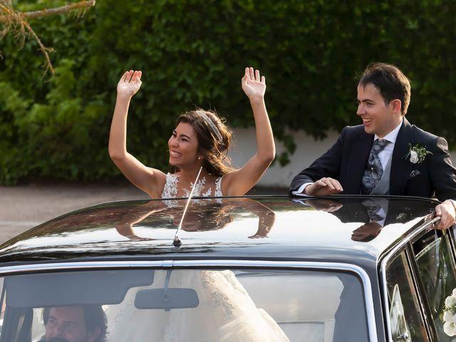 La boda de Jorge y Blanca en Boecillo, Valladolid 33