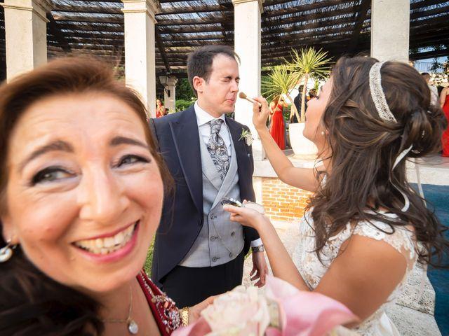 La boda de Jorge y Blanca en Boecillo, Valladolid 35