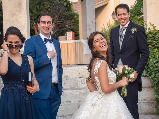 La boda de Jorge y Blanca en Boecillo, Valladolid 43
