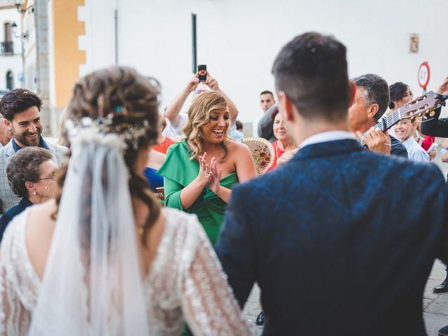 La boda de Sebas y Miriam en Pozoblanco, Córdoba 11