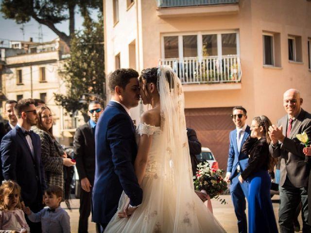 La boda de Cristian  y Montse en Sant Sadurni D'anoia, Barcelona 1