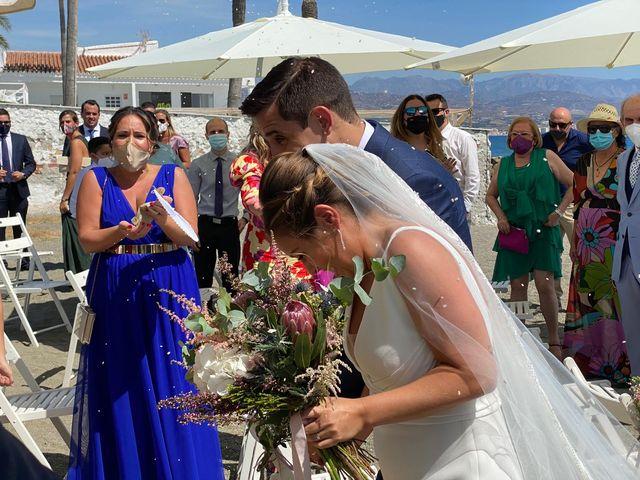 La boda de Uriel y Yolanda  en Torre Del Mar, Málaga 2