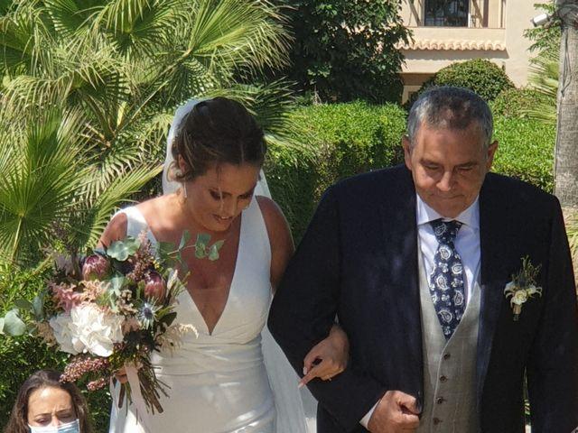 La boda de Uriel y Yolanda  en Torre Del Mar, Málaga 8