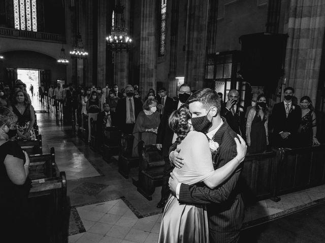 La boda de Ricardo y Marta en Castellar Del Valles, Barcelona 25