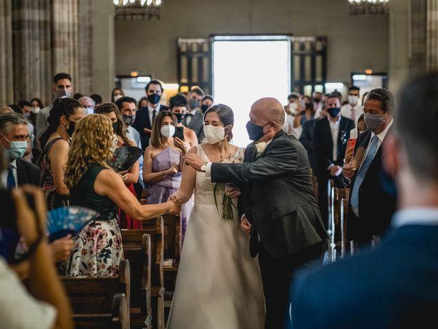 La boda de Ricardo y Marta en Castellar Del Valles, Barcelona 27