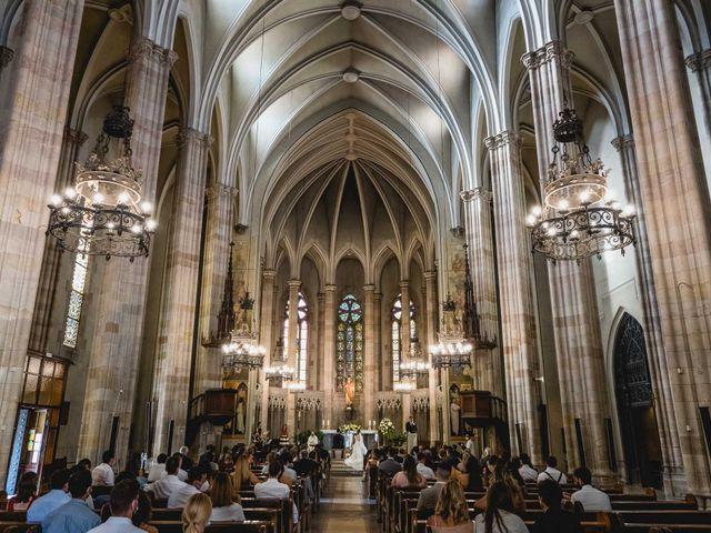 La boda de Ricardo y Marta en Castellar Del Valles, Barcelona 29