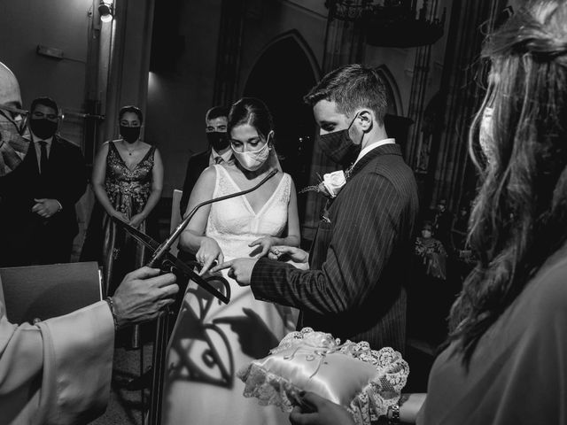 La boda de Ricardo y Marta en Castellar Del Valles, Barcelona 30