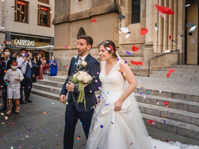 La boda de Ricardo y Marta en Castellar Del Valles, Barcelona 34
