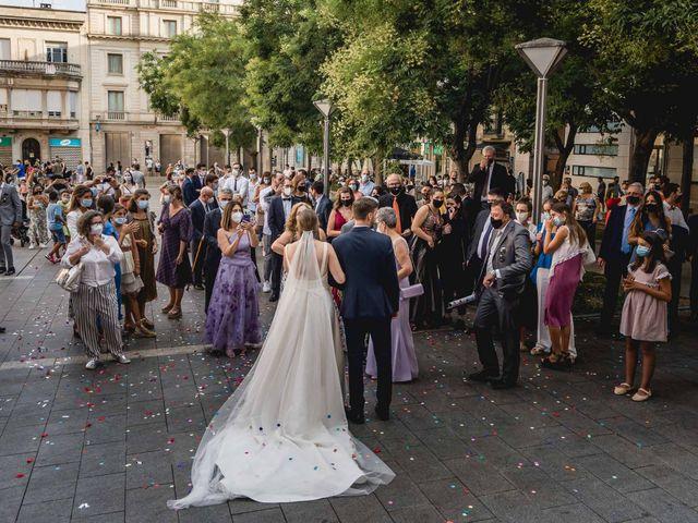 La boda de Ricardo y Marta en Castellar Del Valles, Barcelona 35