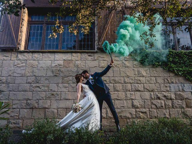 La boda de Ricardo y Marta en Castellar Del Valles, Barcelona 40