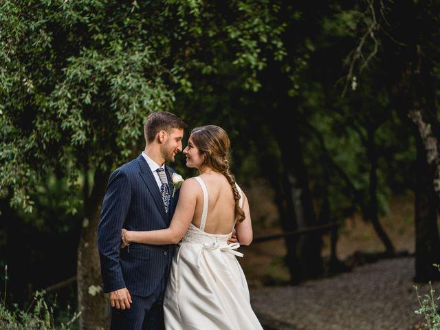 La boda de Ricardo y Marta en Castellar Del Valles, Barcelona 42
