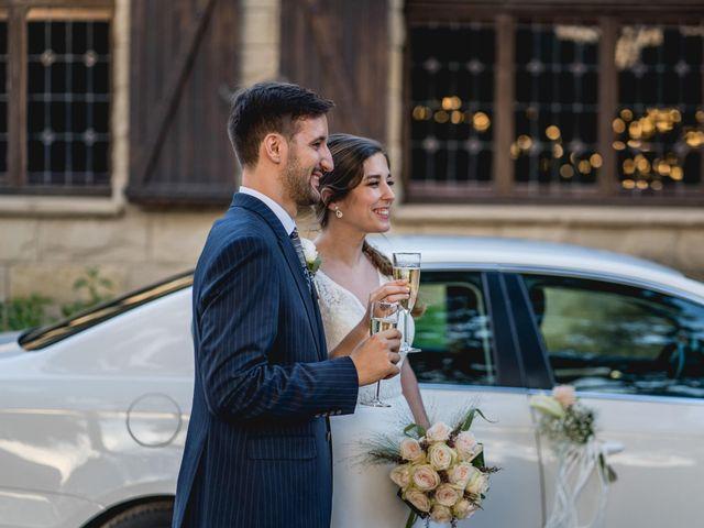 La boda de Ricardo y Marta en Castellar Del Valles, Barcelona 44