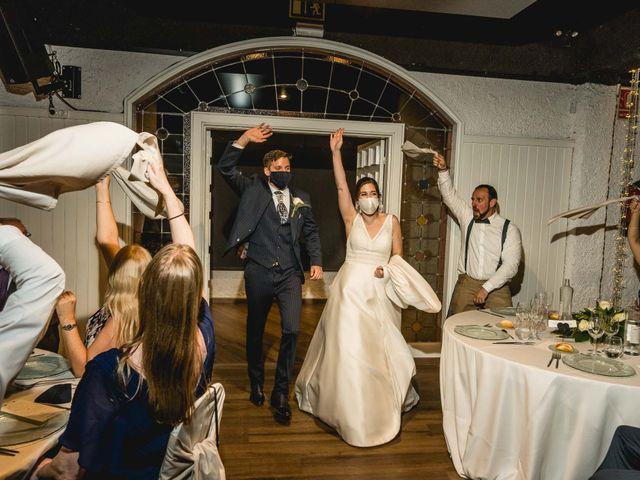 La boda de Ricardo y Marta en Castellar Del Valles, Barcelona 56