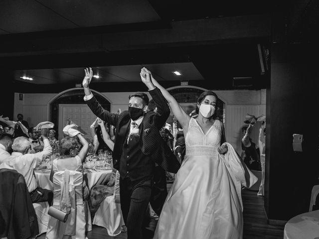 La boda de Ricardo y Marta en Castellar Del Valles, Barcelona 57