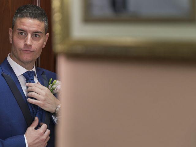 La boda de José Antonio y Agueda en Santiponce, Sevilla 12