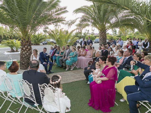 La boda de José Antonio y Agueda en Santiponce, Sevilla 22