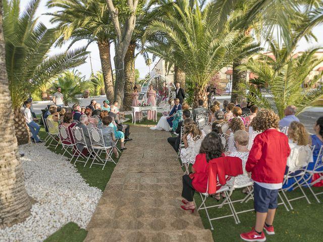 La boda de José Antonio y Agueda en Santiponce, Sevilla 24