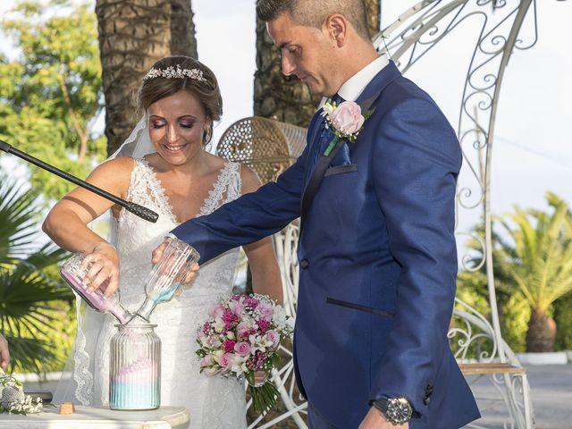 La boda de José Antonio y Agueda en Santiponce, Sevilla 25