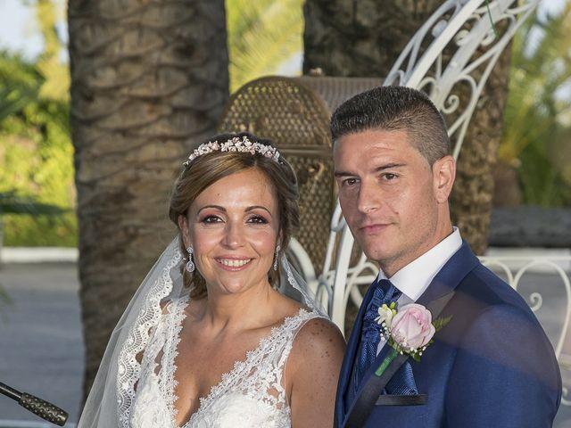 La boda de José Antonio y Agueda en Santiponce, Sevilla 26
